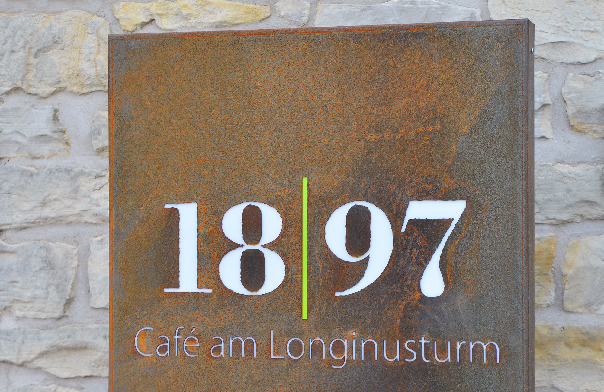 Cafe 18|97 Longinusturm